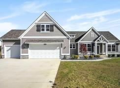 The Fitzgerald - Crowner Farms: Dewitt, Michigan - Eastbrook Homes Inc.