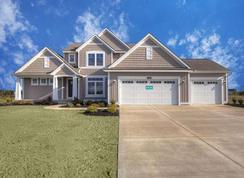 The Hearthside - Wind Trace: Grand Ledge, Michigan - Eastbrook Homes Inc.