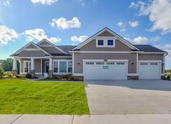 The Maxwell - Bonnie Meadows: Haslett, Michigan - Eastbrook Homes Inc.
