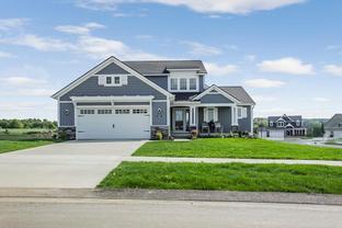 The Mayfair - Prairie Winds: Zeeland, Michigan - Eastbrook Homes Inc.