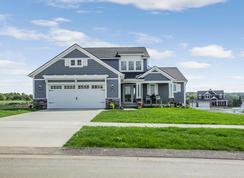 The Mayfair - College Fields: Okemos, Michigan - Eastbrook Homes Inc.