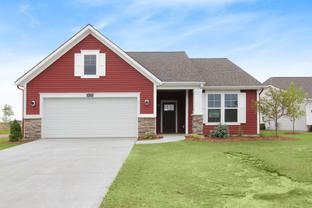 The Sage - Riverbend: Belmont, Michigan - Eastbrook Homes Inc.