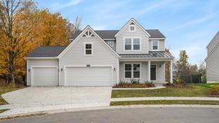 The Stafford - Crowner Farms: Dewitt, Michigan - Eastbrook Homes Inc.