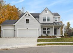 The Stafford - Prairie Winds: Zeeland, Michigan - Eastbrook Homes Inc.