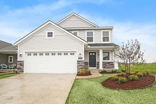 The Taylor - Shadow Glen: Lansing, Michigan - Eastbrook Homes Inc.