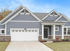 The Willow ll - Trillium Ridge: Hudsonville, Michigan - Eastbrook Homes Inc.