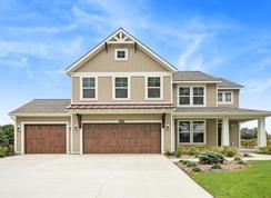 The Preston - Town Square: Rockford, Michigan - Eastbrook Homes Inc.