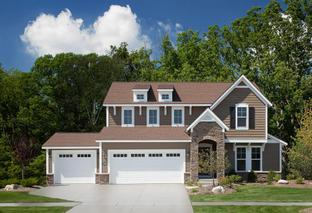 The Sanibel - Wolven Ridge: Rockford, Michigan - Eastbrook Homes Inc.