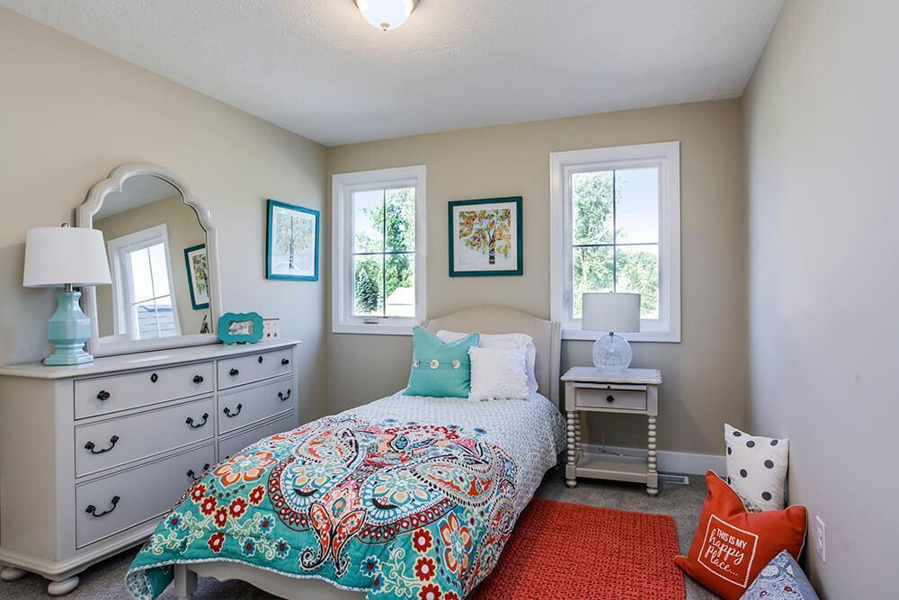 Bedroom featured in The Sanibel By Eastbrook Homes Inc. in Grand Rapids, MI