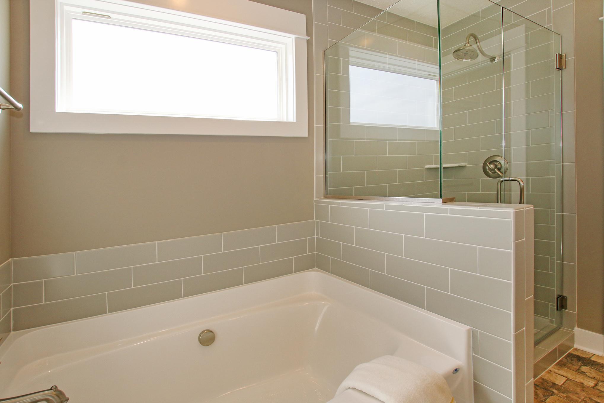 Bathroom featured in The Sanibel By Eastbrook Homes Inc. in Lansing, MI
