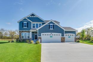 The Newport - Spring Grove Village: Hudsonville, Michigan - Eastbrook Homes Inc.