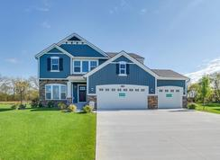 The Newport - Lincoln Pines: Grand Haven, Michigan - Eastbrook Homes Inc.