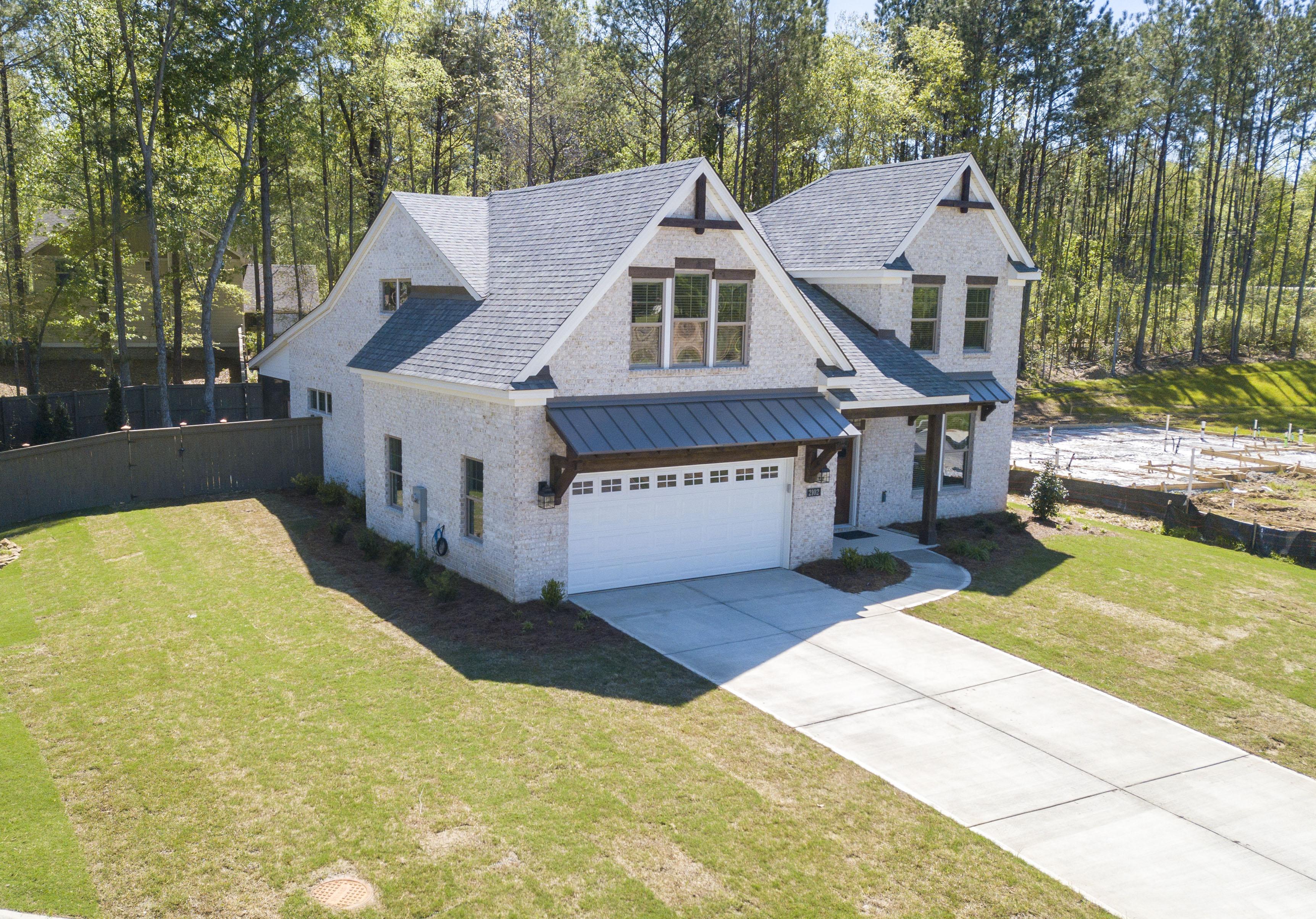 Exterior featured in The Hayden By Eastbrook Homes Inc. in Auburn-Opelika, AL