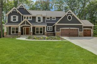 The Rutherford - Spring Grove Village: Hudsonville, Michigan - Eastbrook Homes Inc.