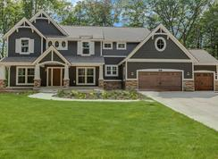 The Rutherford - Wolven Ridge: Rockford, Michigan - Eastbrook Homes Inc.