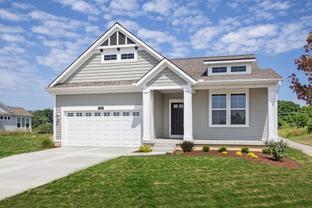 The Aspen - Macatawa Legends: Holland, Michigan - Eastbrook Homes Inc.