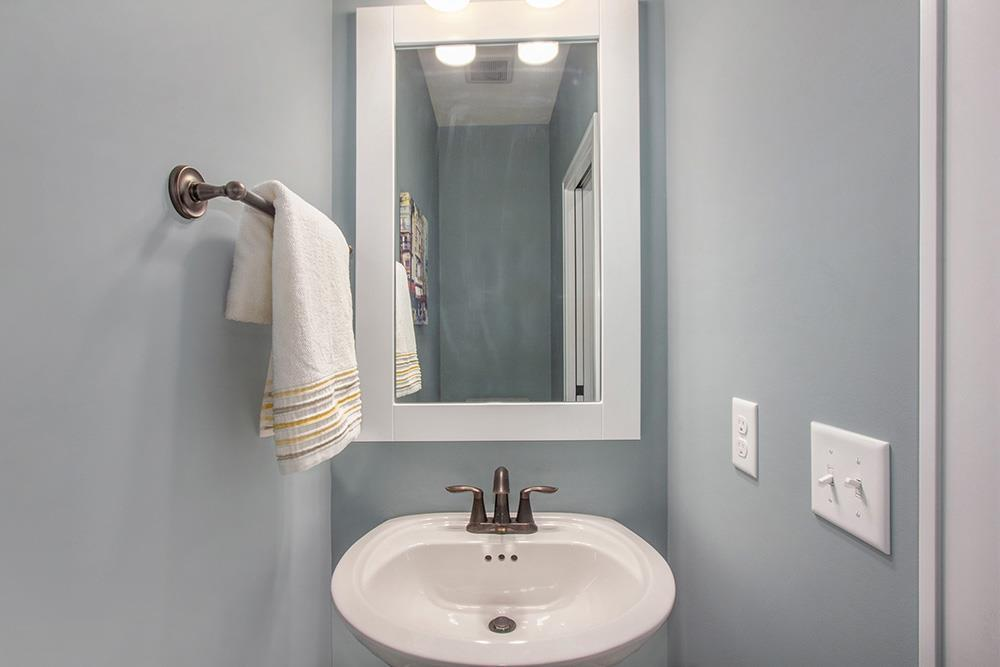 Bathroom featured in The Aspen By Eastbrook Homes Inc. in Lansing, MI