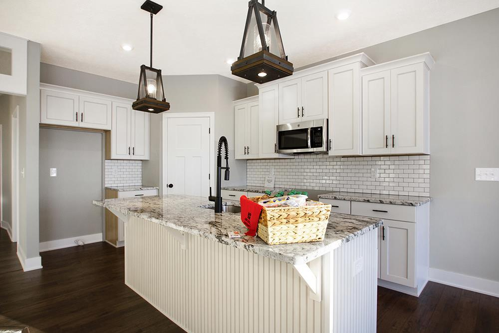 Kitchen featured in The Aspen By Eastbrook Homes Inc. in Lansing, MI