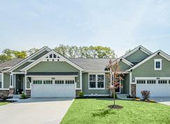 The Channing - The Villas at Spring Lake CC: Spring Lake, Michigan - Eastbrook Homes Inc.