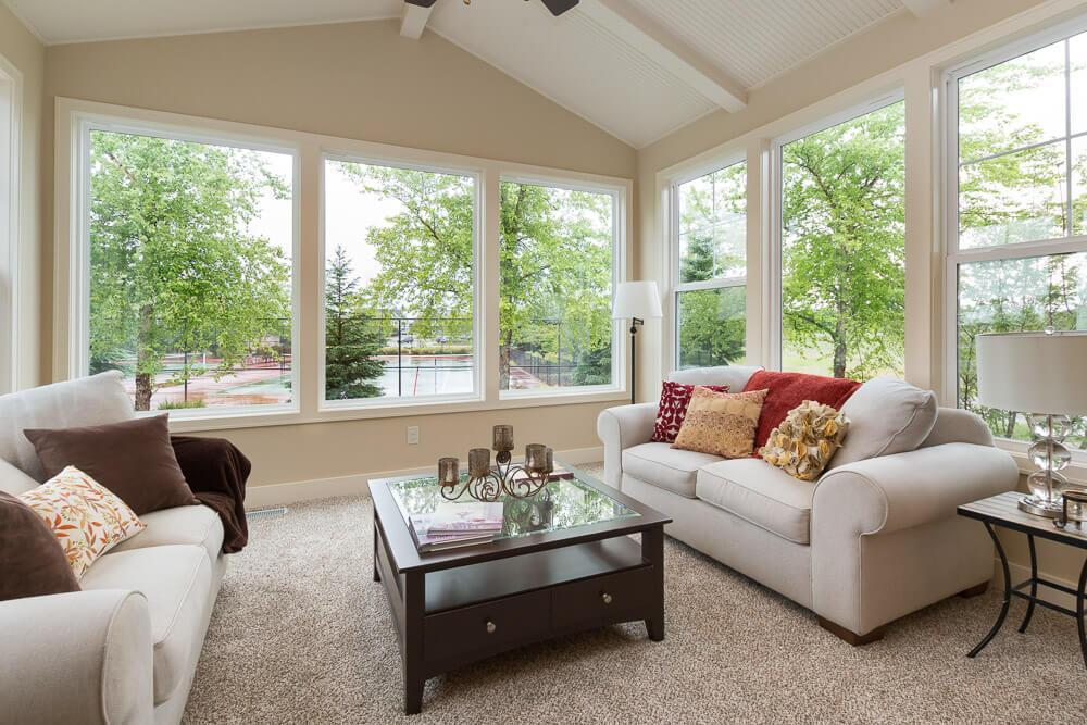 Living Area featured in The Channing By Eastbrook Homes Inc. in Grand Rapids, MI