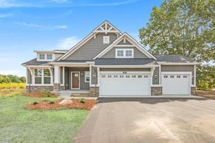 The Balsam - The Villas at Spring Lake CC: Spring Lake, Michigan - Eastbrook Homes Inc.