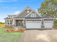 The Balsam - Lowing Woods: Jenison, Michigan - Eastbrook Homes Inc.