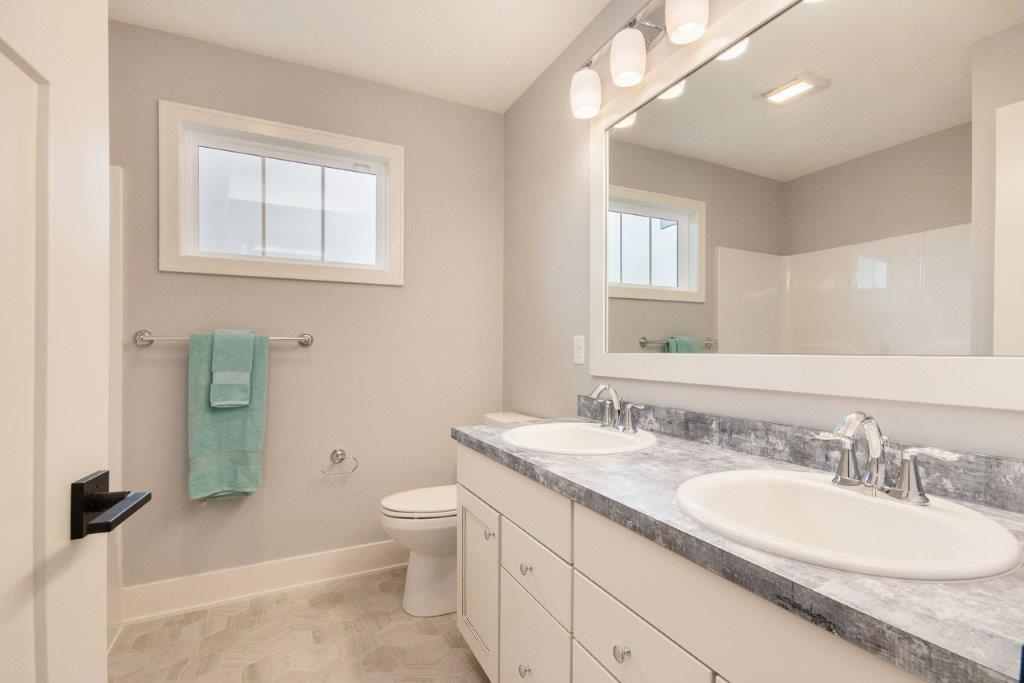 Bathroom featured in The Hearthside By Eastbrook Homes Inc. in Grand Rapids, MI