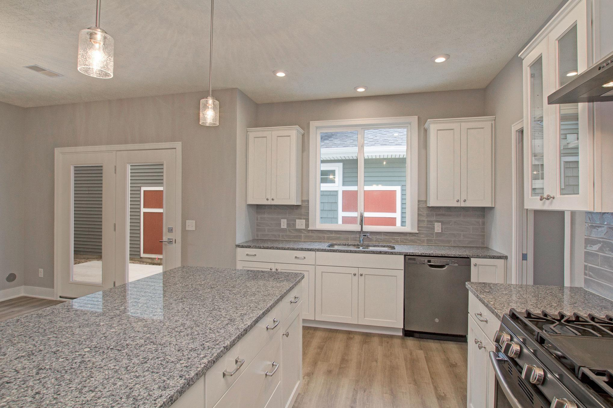 Kitchen featured in The Mackinaw By Eastbrook Homes Inc. in Grand Rapids, MI