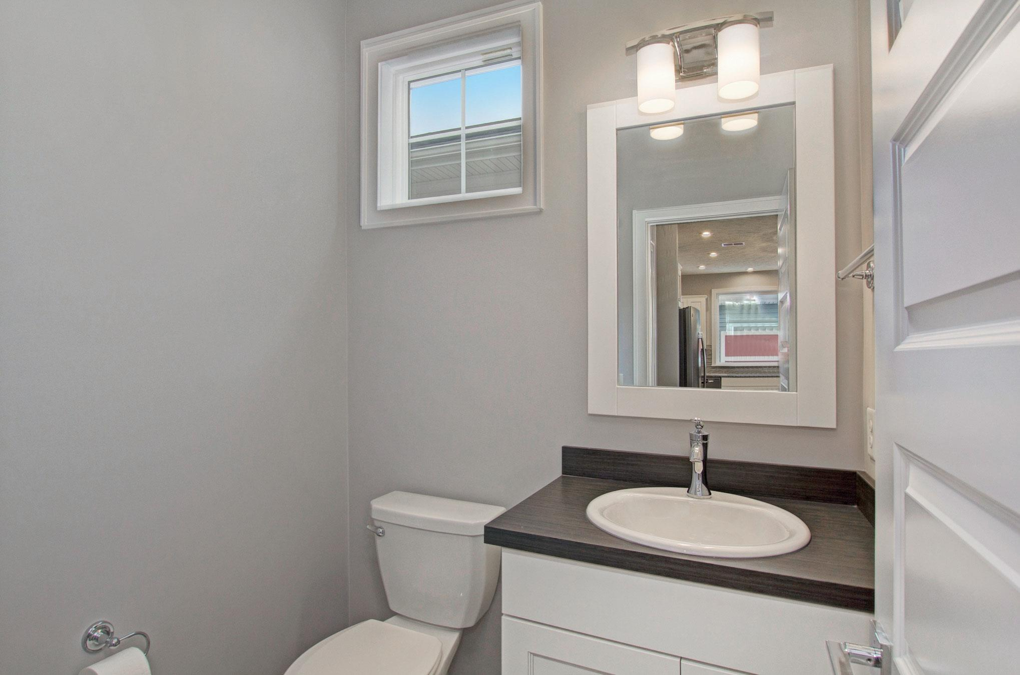 Bathroom featured in The Mackinaw By Eastbrook Homes Inc. in Grand Rapids, MI