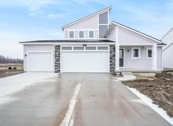 The Ivy - Saddlebrook: Cedar Springs, Michigan - Eastbrook Homes Inc.