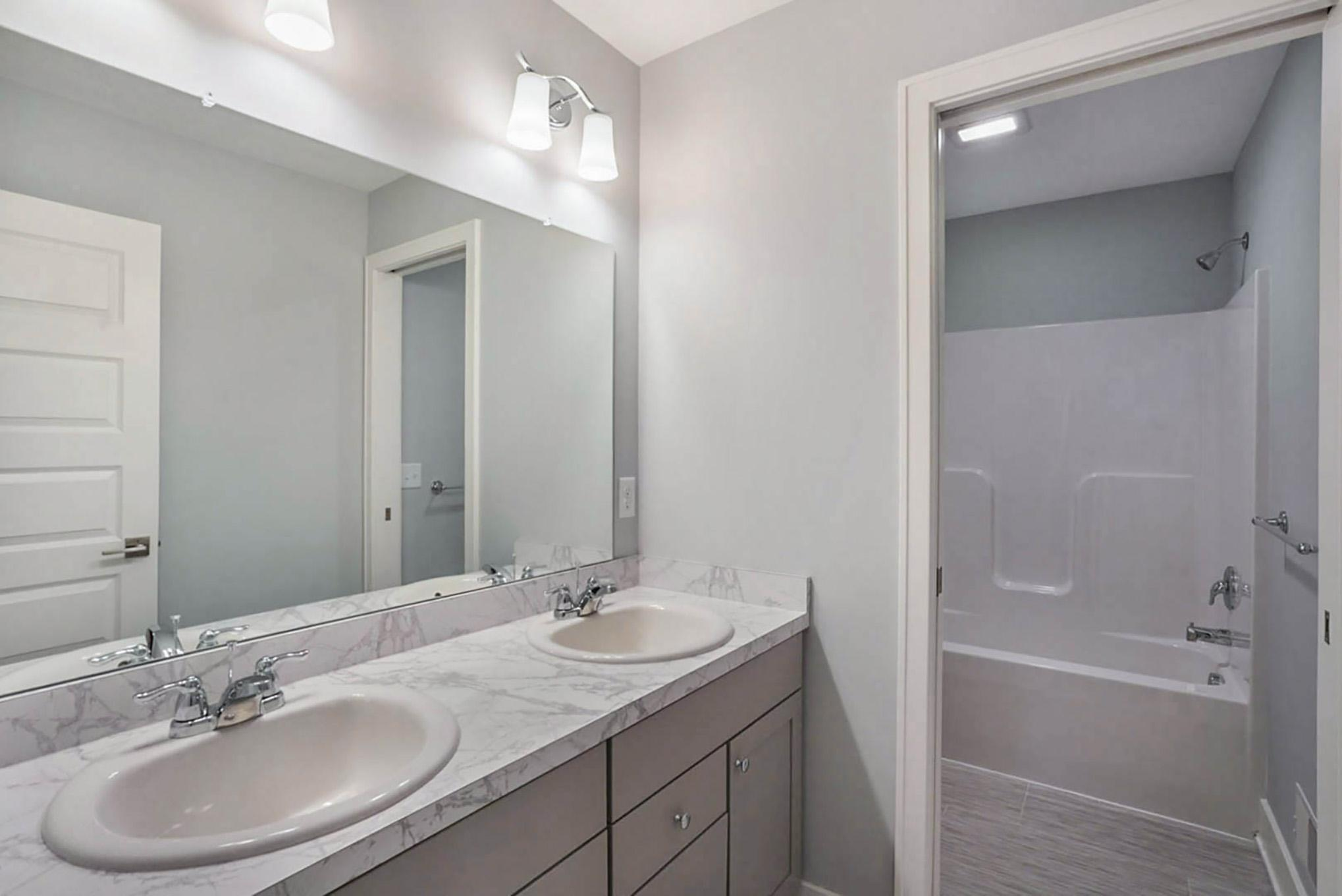 Bathroom featured in The Ivy By Eastbrook Homes Inc. in Lansing, MI