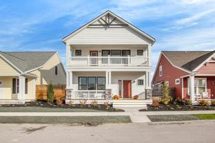 The Bay Harbor - Tannery Bay: Whitehall, Michigan - Eastbrook Homes Inc.