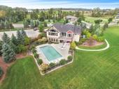 Crowner Farms by Eastbrook Homes Inc. in Lansing Michigan