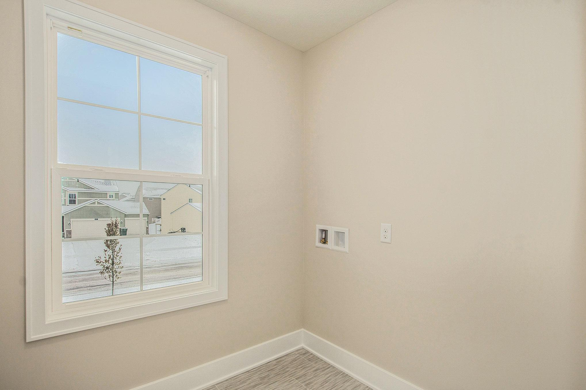 Living Area featured in The Rowen By Eastbrook Homes Inc. in Lansing, MI