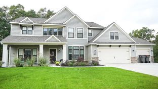 The Crestview - Lincoln Pines: Grand Haven, Michigan - Eastbrook Homes Inc.