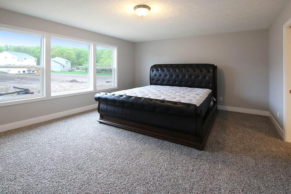 Bedroom featured in The Crestview By Eastbrook Homes Inc. in Lansing, MI