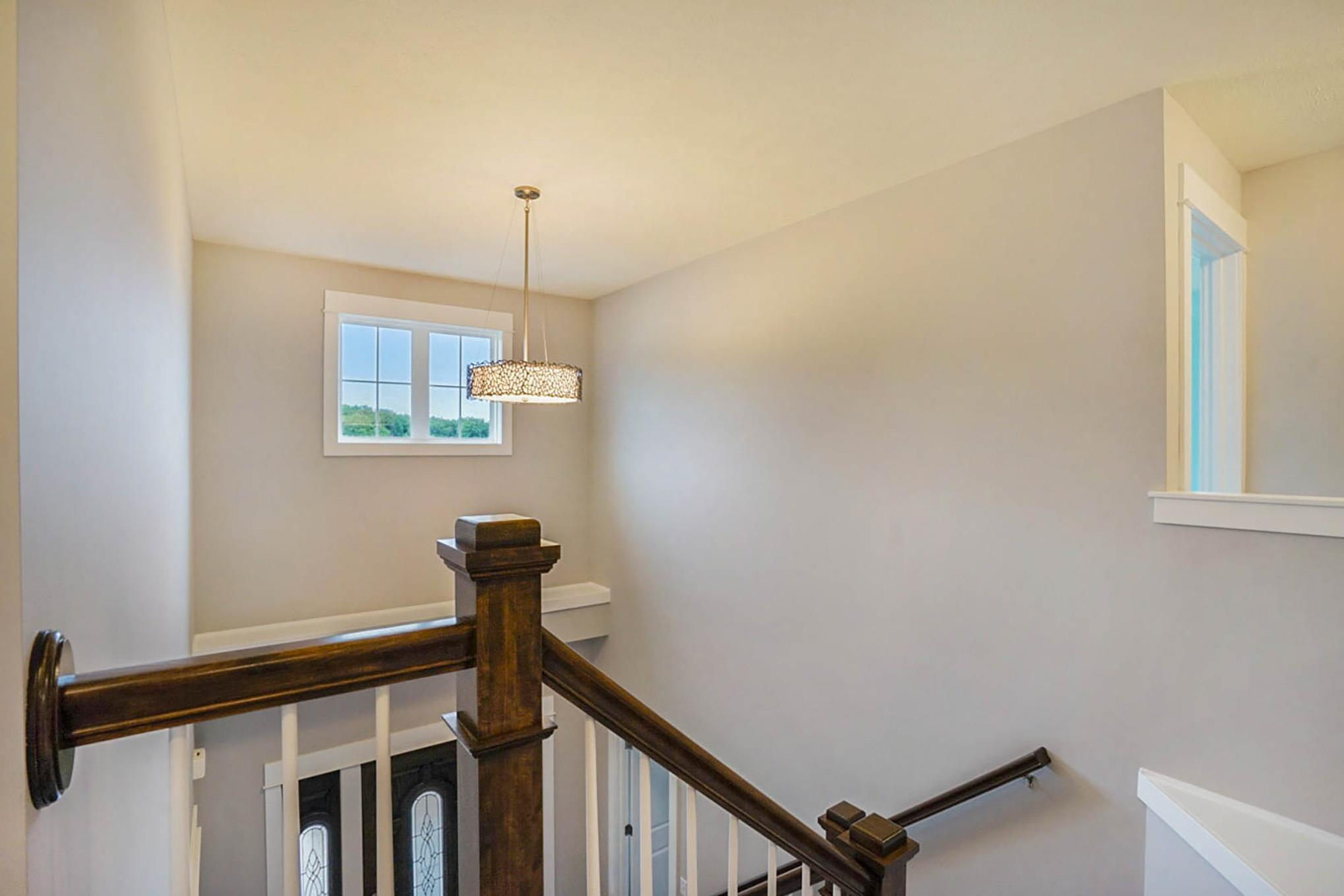 Living Area featured in The Crestview By Eastbrook Homes Inc. in Grand Rapids, MI