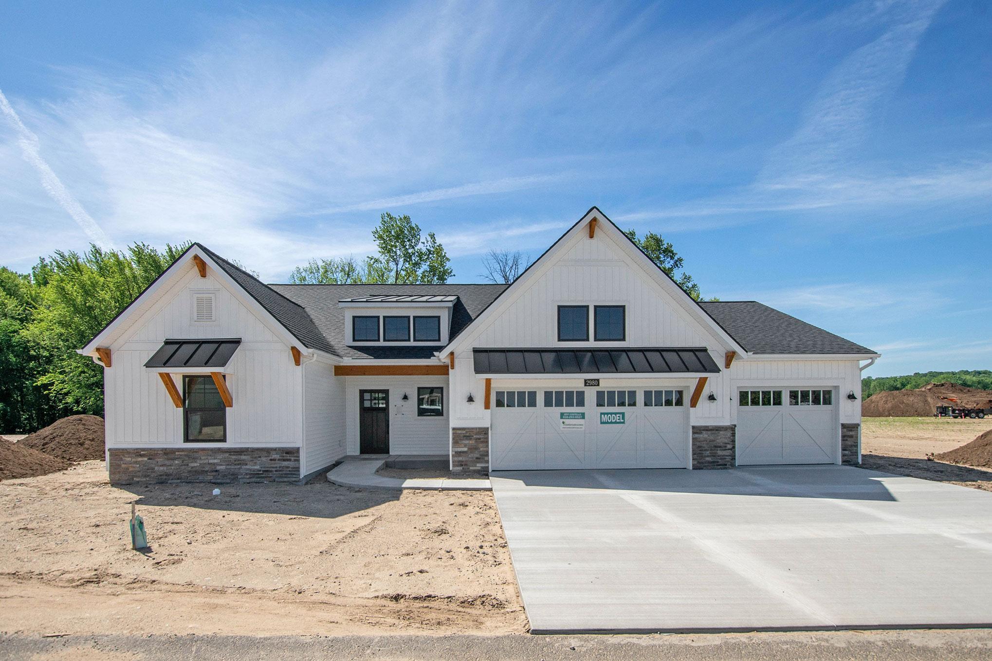 'Riverbend' by Eastbrook Homes Inc. in Grand Rapids
