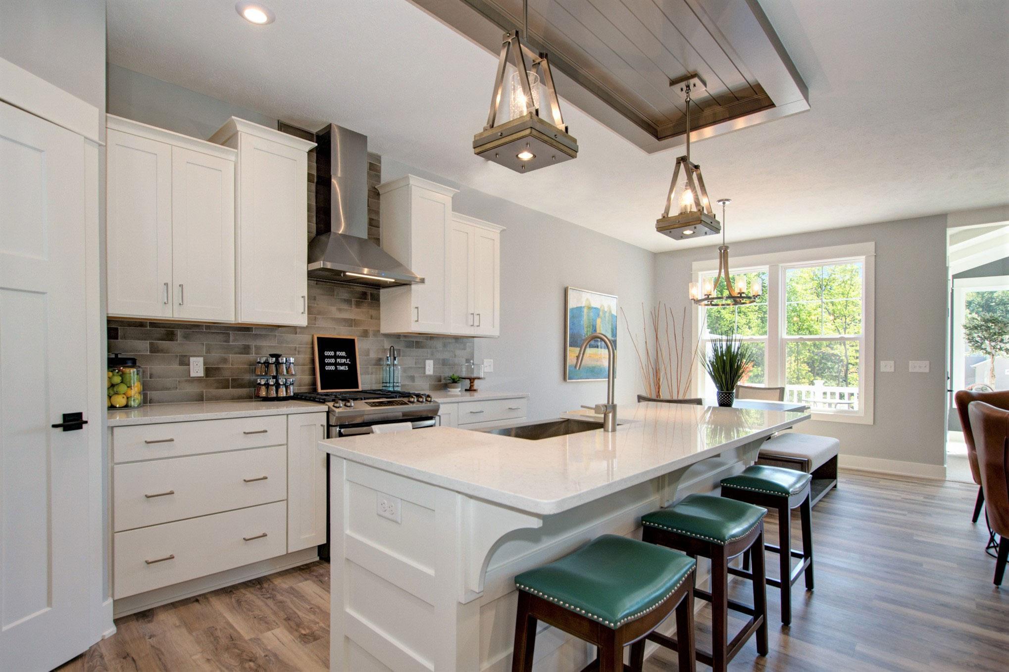 'Trillium Ridge' by Eastbrook Homes Inc. in Grand Rapids