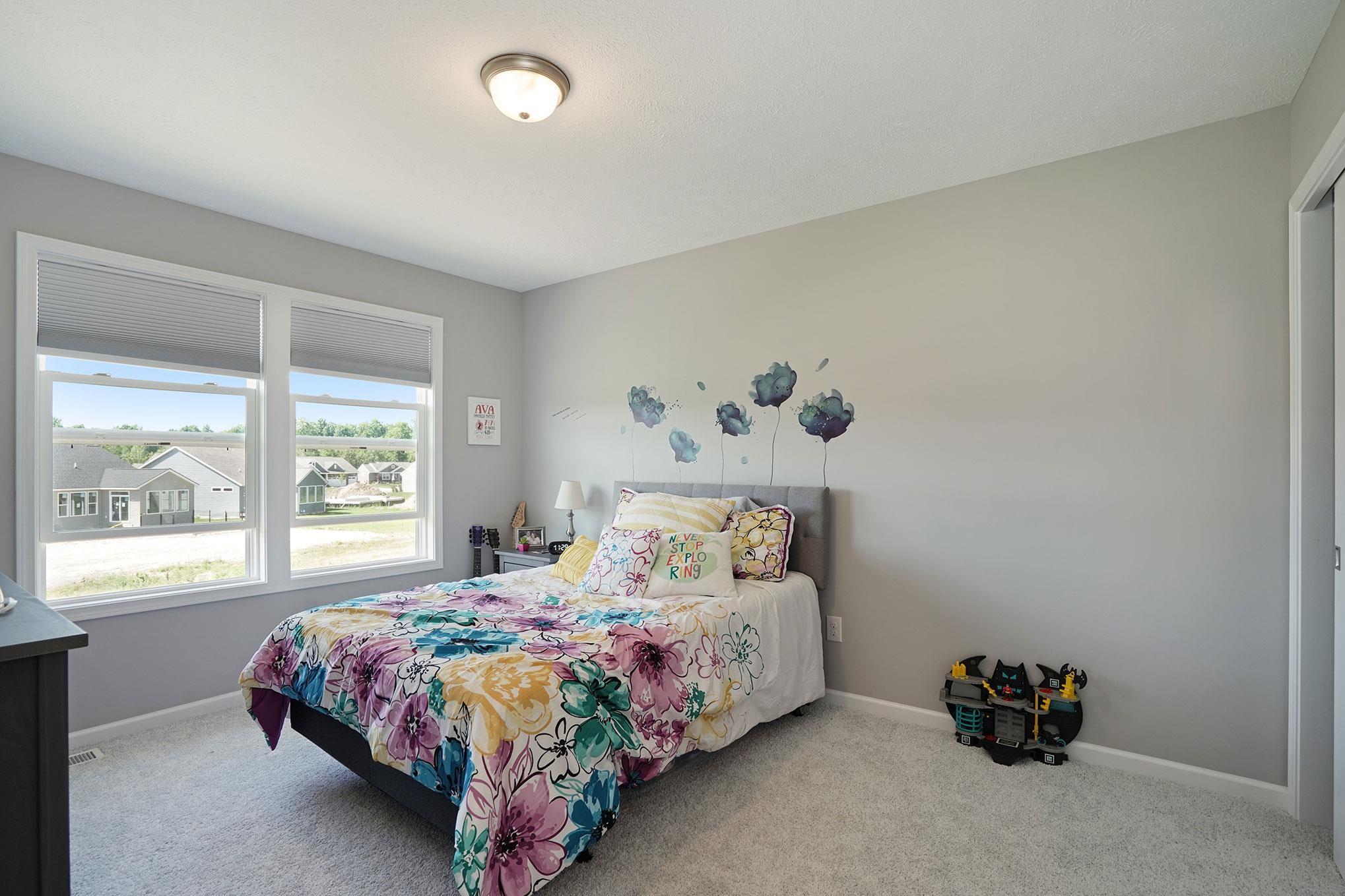 Bedroom featured in The Crestview By Eastbrook Homes Inc. in Grand Rapids, MI