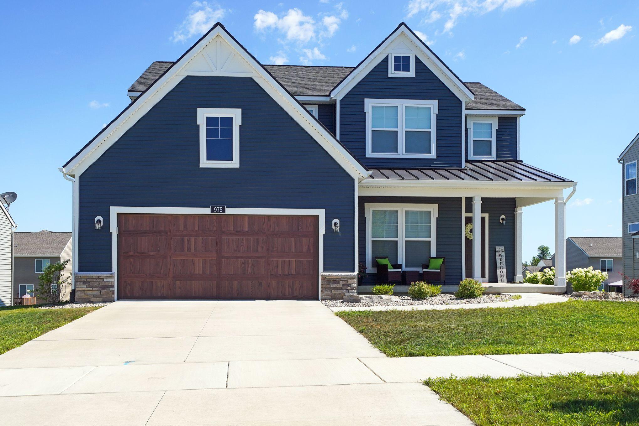 'Cook's Crossing' by Eastbrook Homes Inc. in Grand Rapids