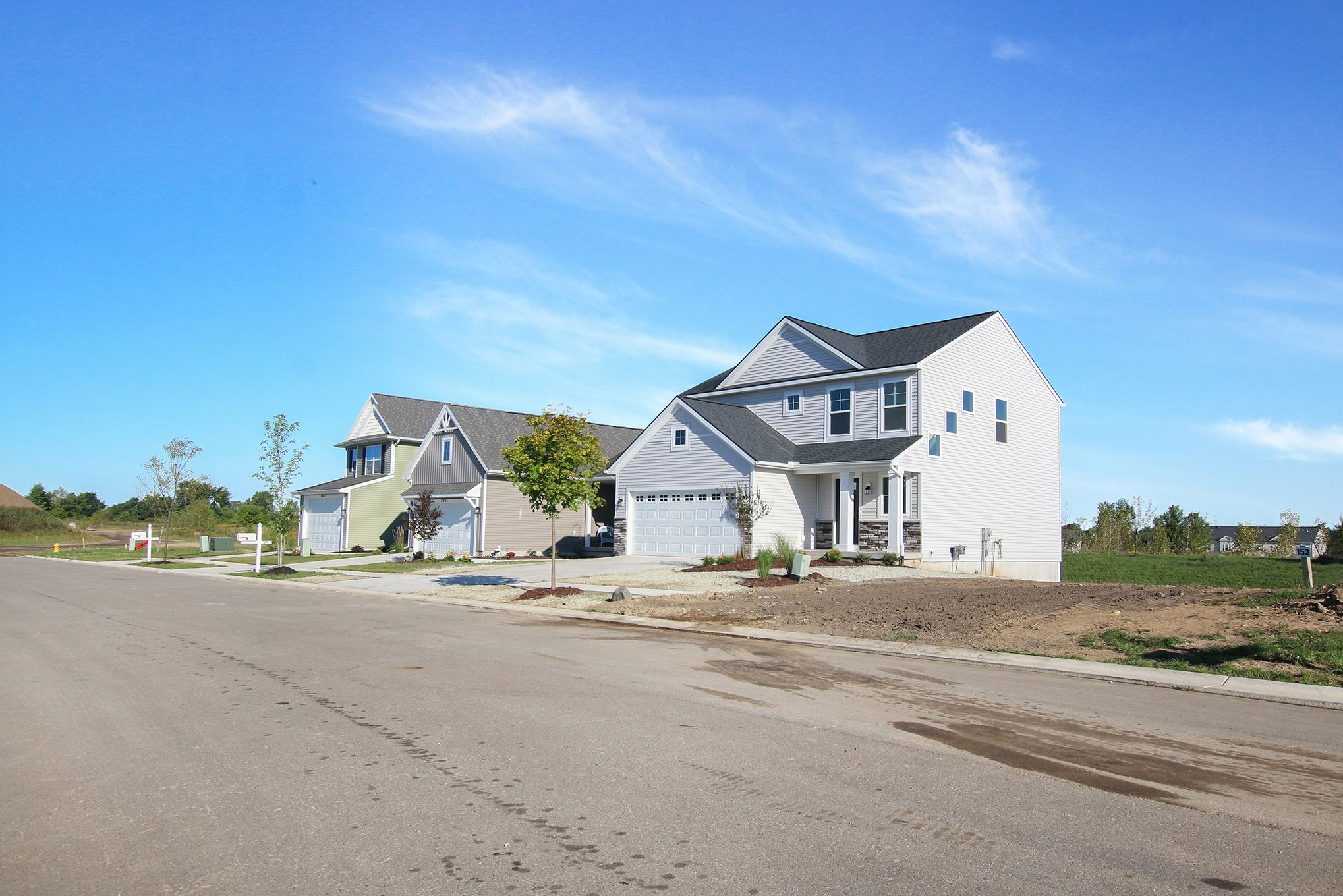 'Village Place' by Eastbrook Homes Inc. in Lansing