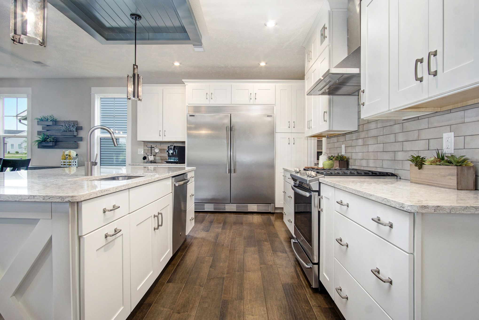 Kitchen featured in The Laurel By Eastbrook Homes Inc. in Grand Rapids, MI