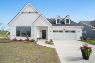 The Laurel - The Villas at Spring Lake CC: Spring Lake, Michigan - Eastbrook Homes Inc.