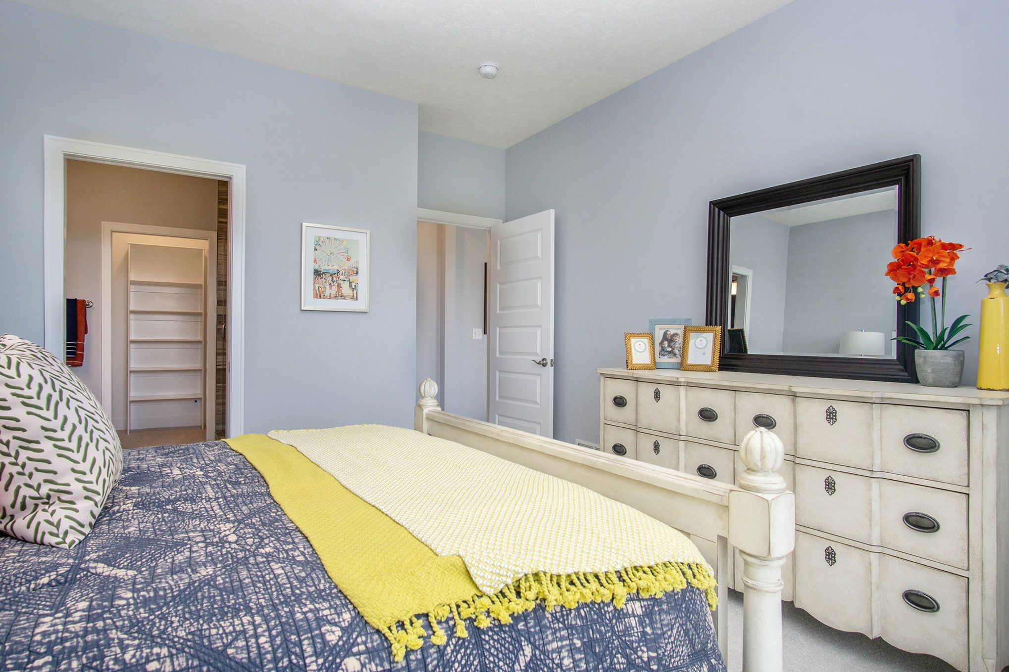 Bedroom featured in The Pentwater II By Eastbrook Homes Inc. in Grand Rapids, MI
