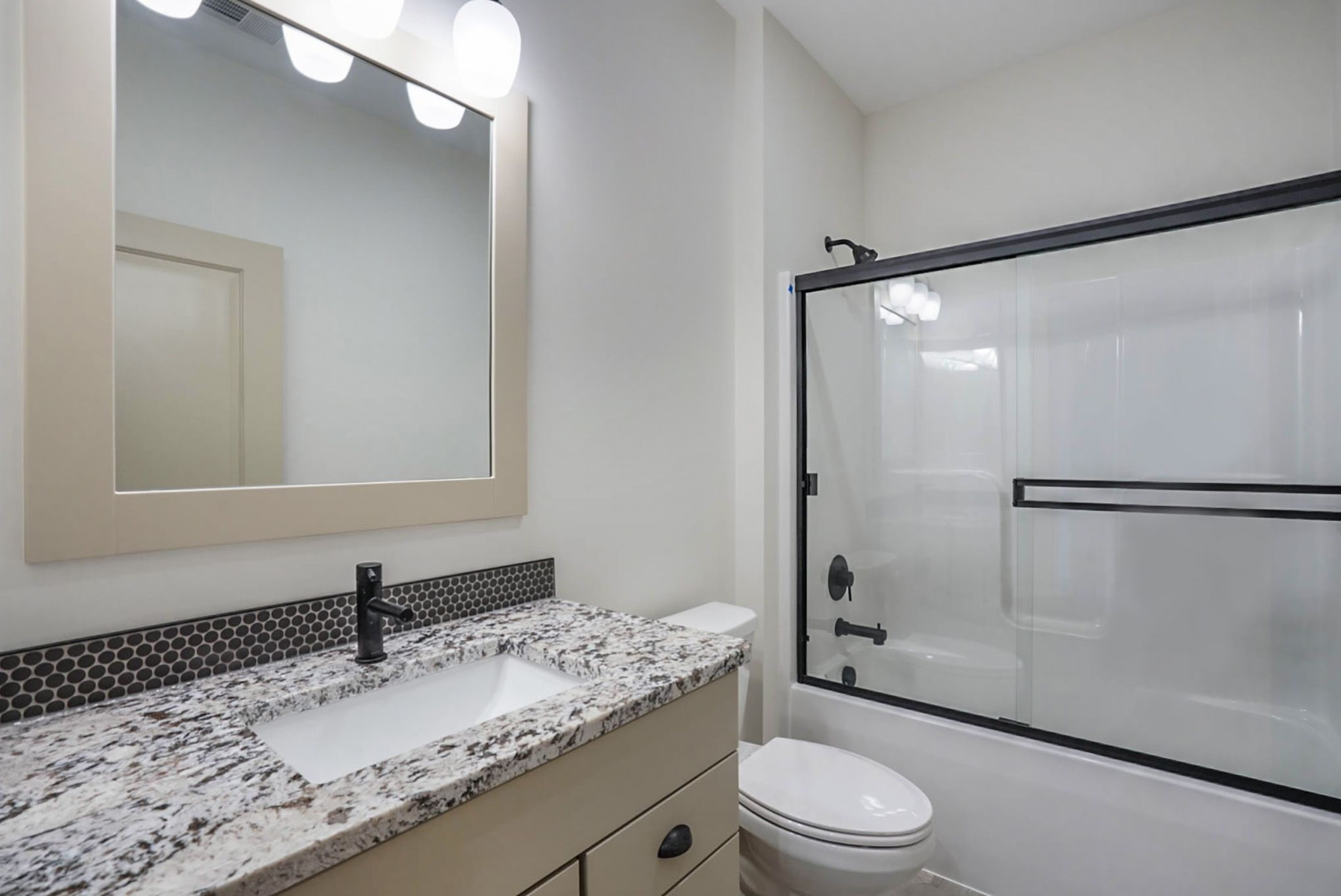 Bathroom featured in The Fitzgerald By Eastbrook Homes Inc. in Lansing, MI