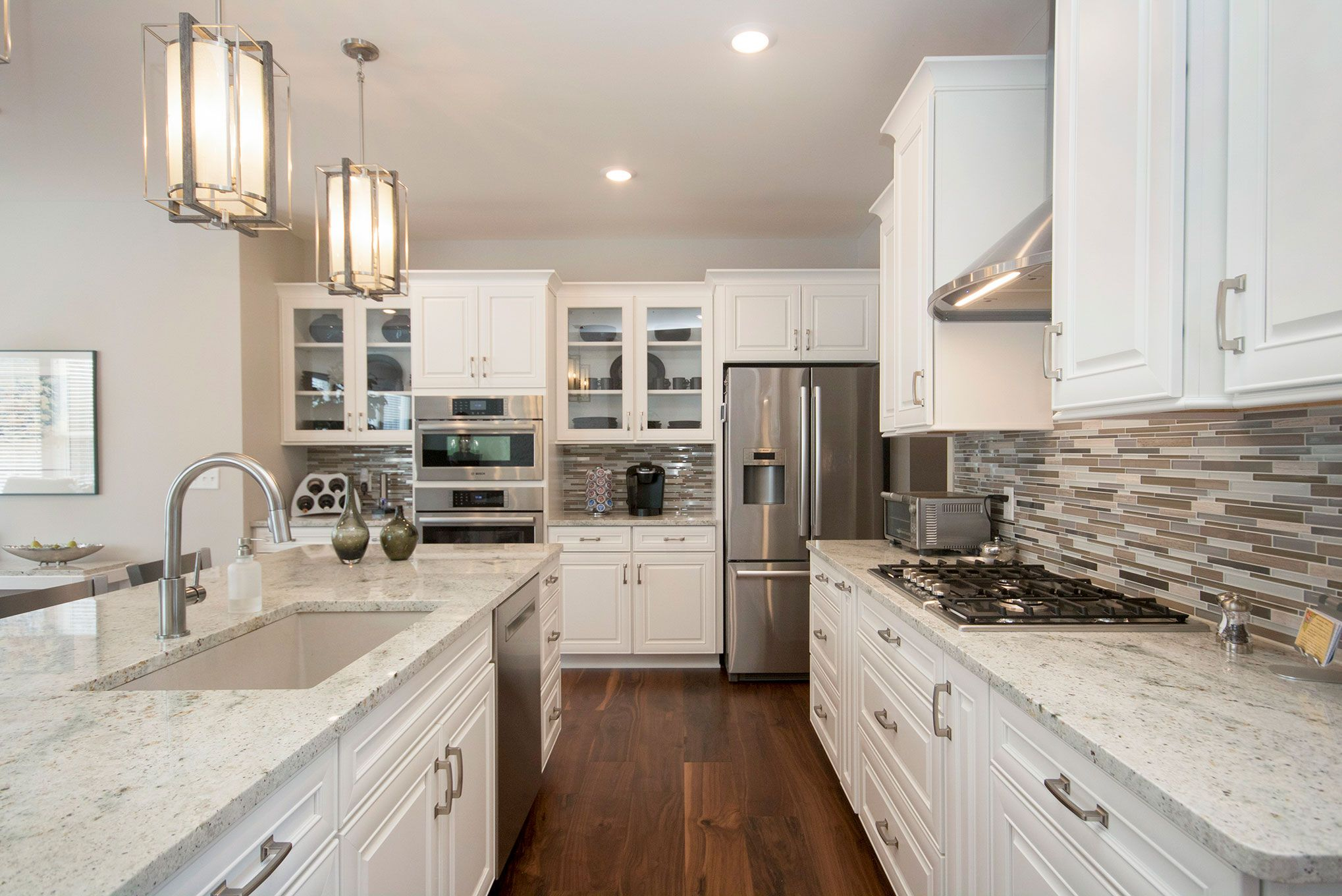 Kitchen featured in The Fitzgerald By Eastbrook Homes Inc. in Lansing, MI