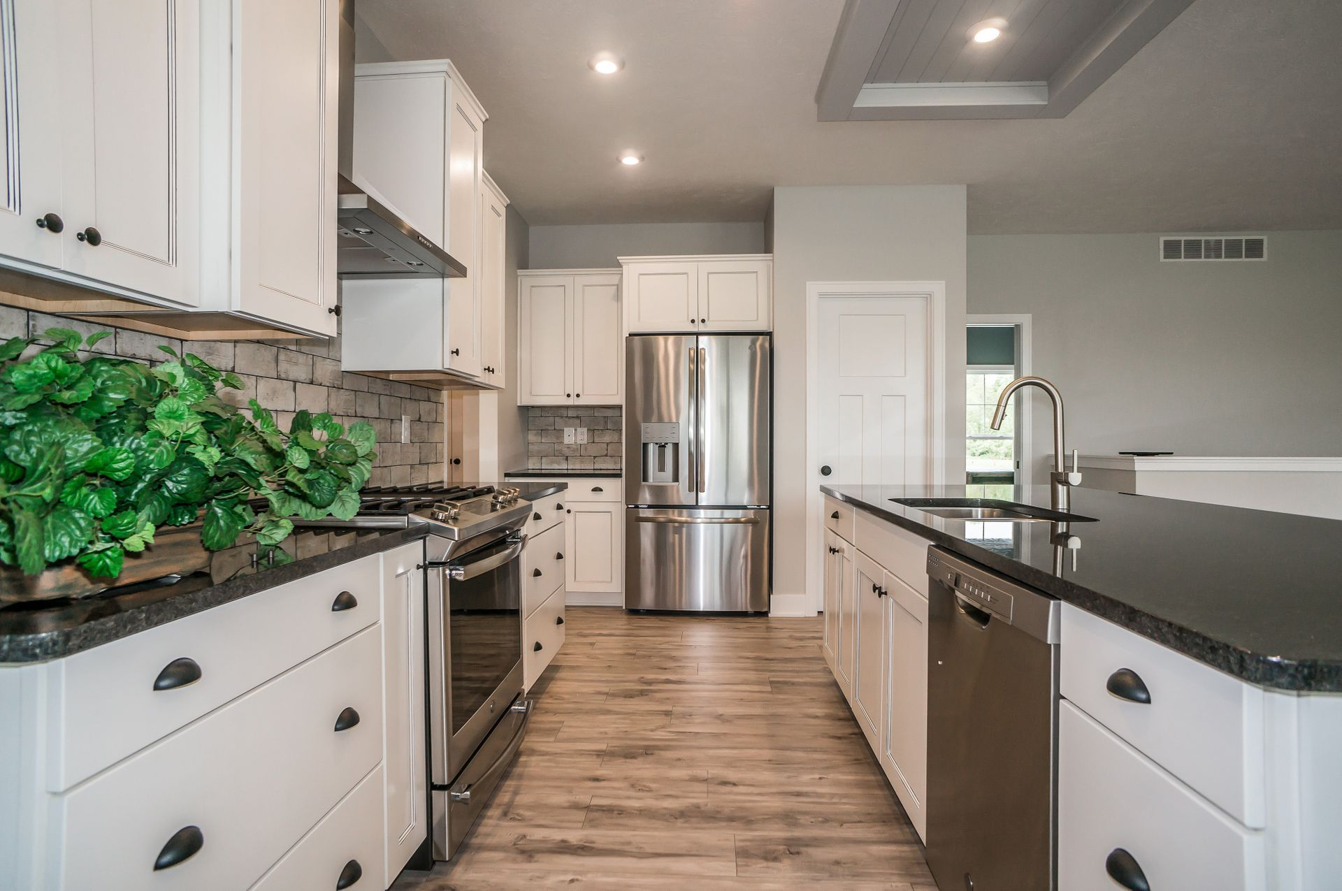 Kitchen featured in The Maxwell By Eastbrook Homes Inc. in Grand Rapids, MI