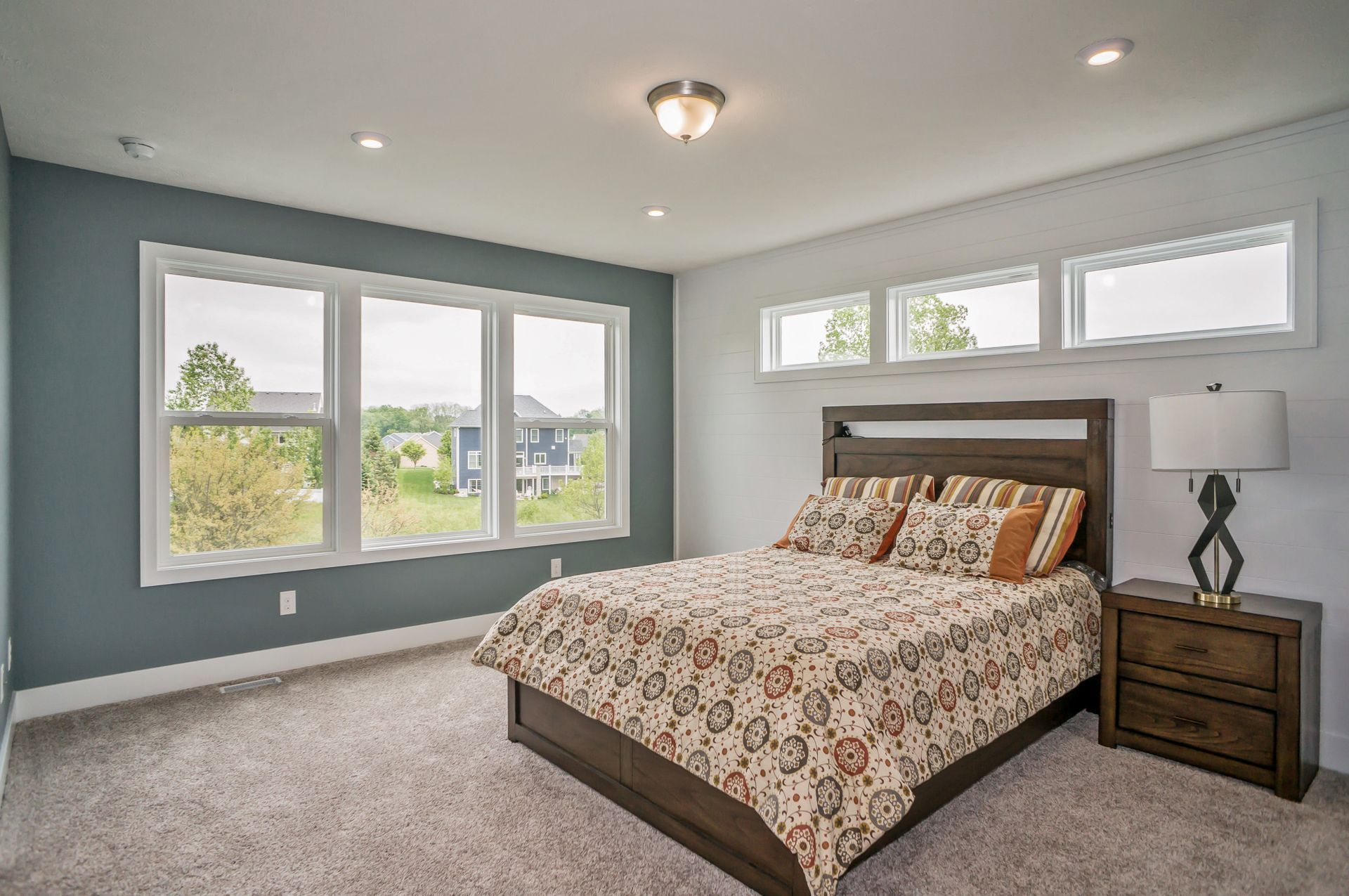 Bedroom featured in The Preston By Eastbrook Homes Inc. in Grand Rapids, MI