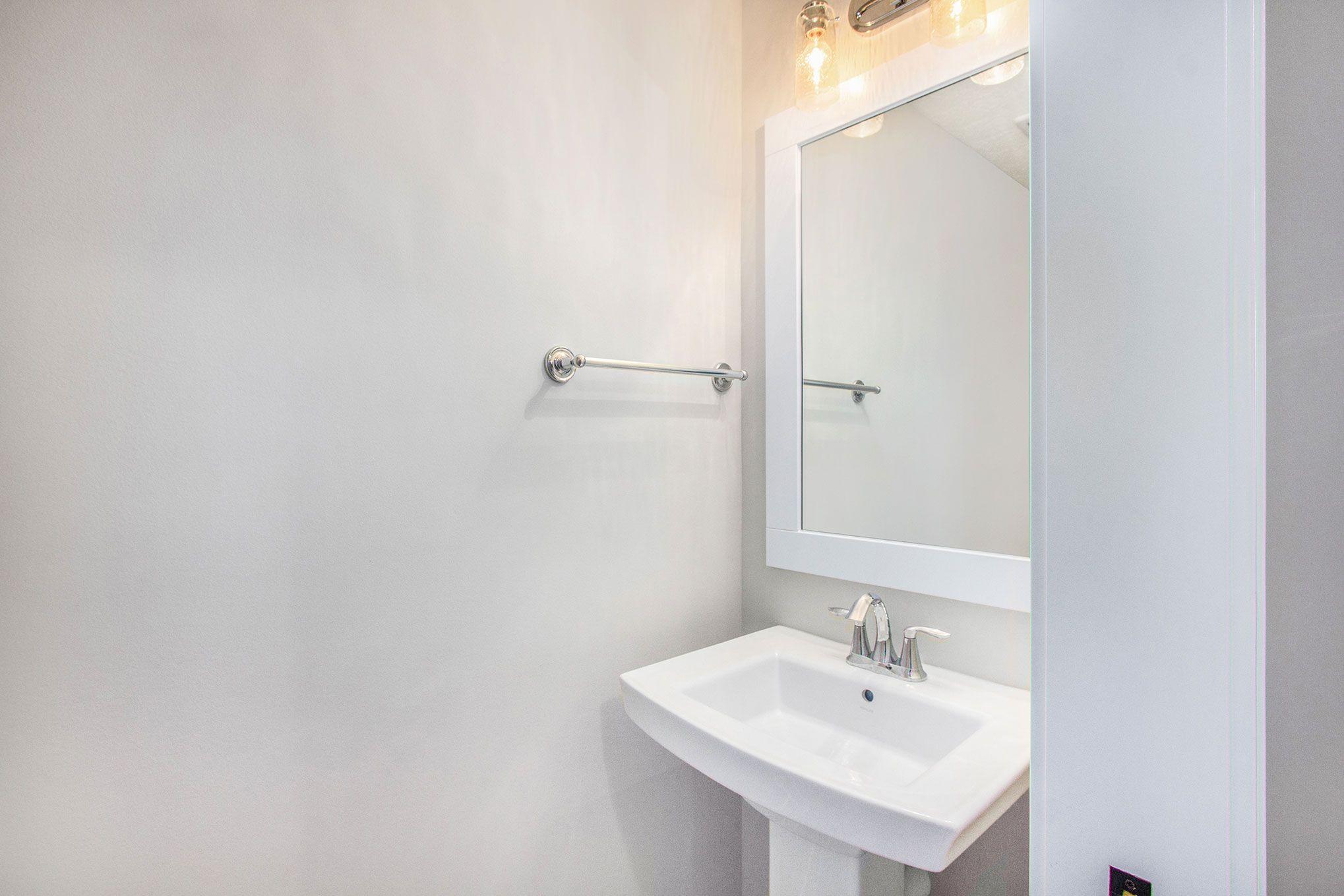 Bathroom featured in The Preston By Eastbrook Homes Inc. in Lansing, MI